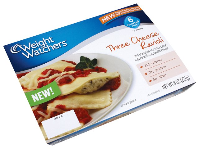 Coupons for weight watchers meals