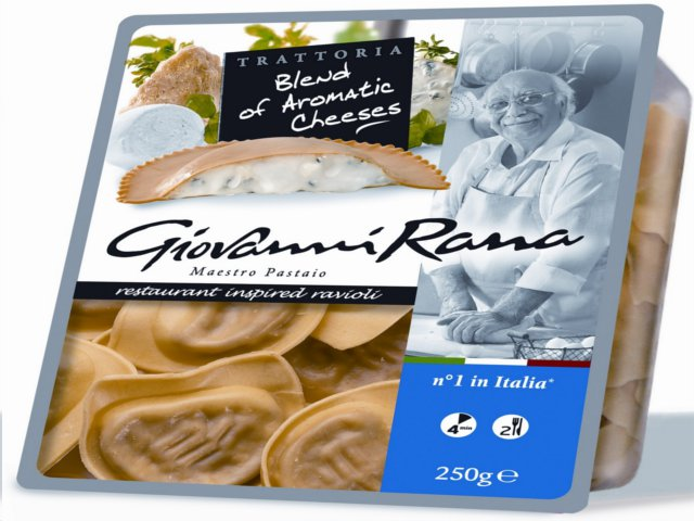 Giovanni Rana fresh filled pasta
