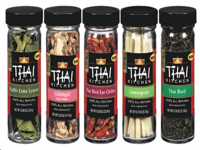 100 all natural herbs spices from thai kitchen for 8 spices thai cuisine