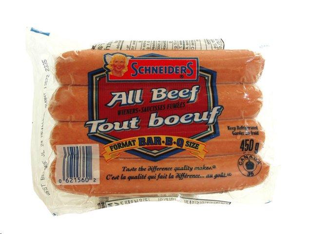 Organic Hot Dogs Canada