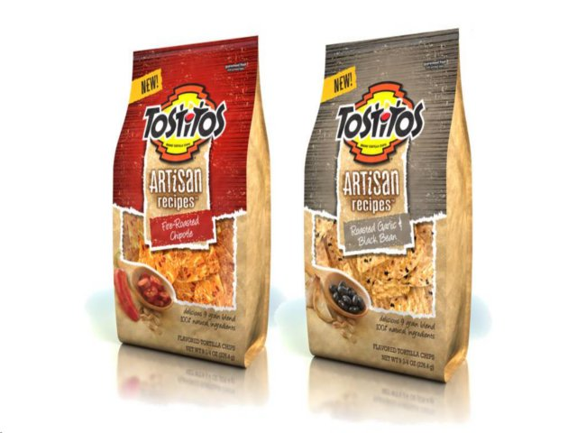 Tostitos Artisan Recipes