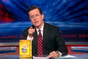 Colbert Report Wheat Thins