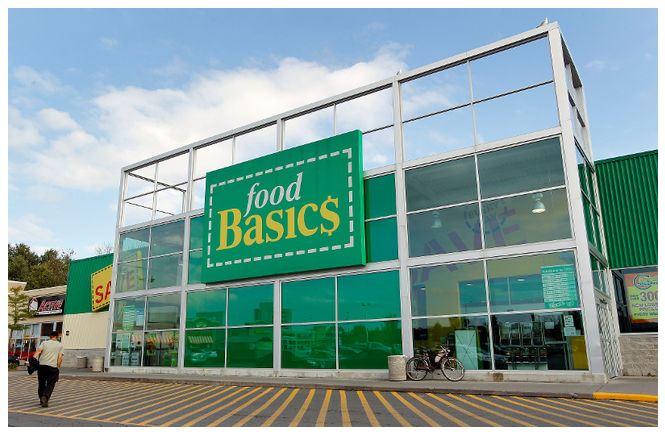 Food Basics Suprtmarkets