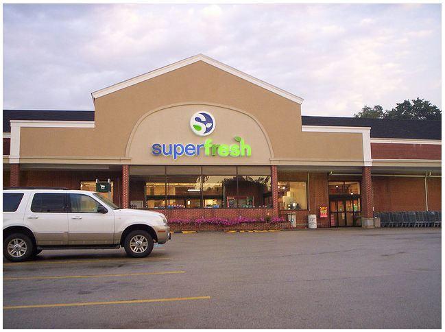 Super Fresh Food