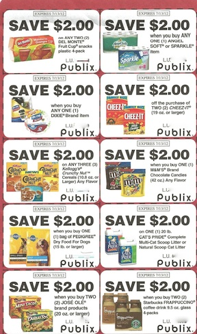 publix-coupons-donation-sheet