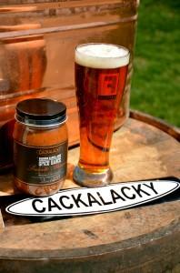 Cackalacky Bourbon Barrel