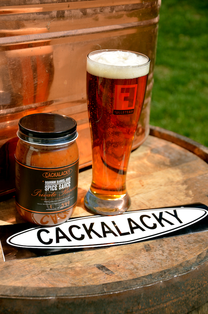 Cackalacky Bourbon Barrel