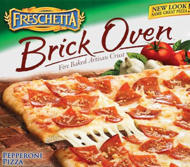 Freschetta New Pizza