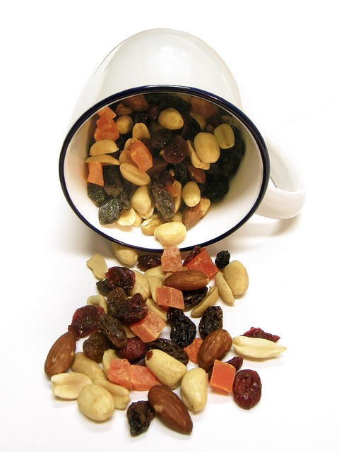 fruit & nuts