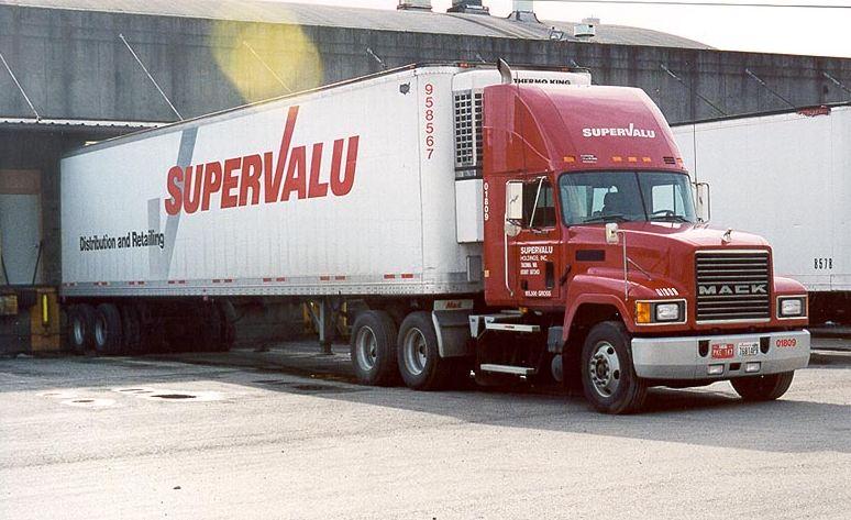 SuperValu Parked
