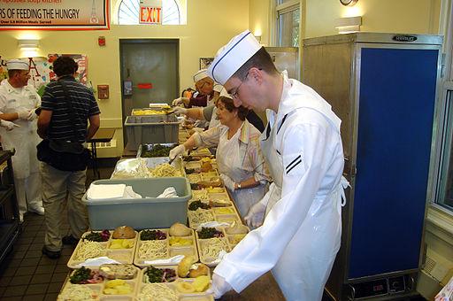 Volunteering In Ct Soup Kitchens