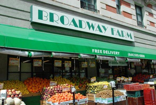Broadway Farm Upper West Side