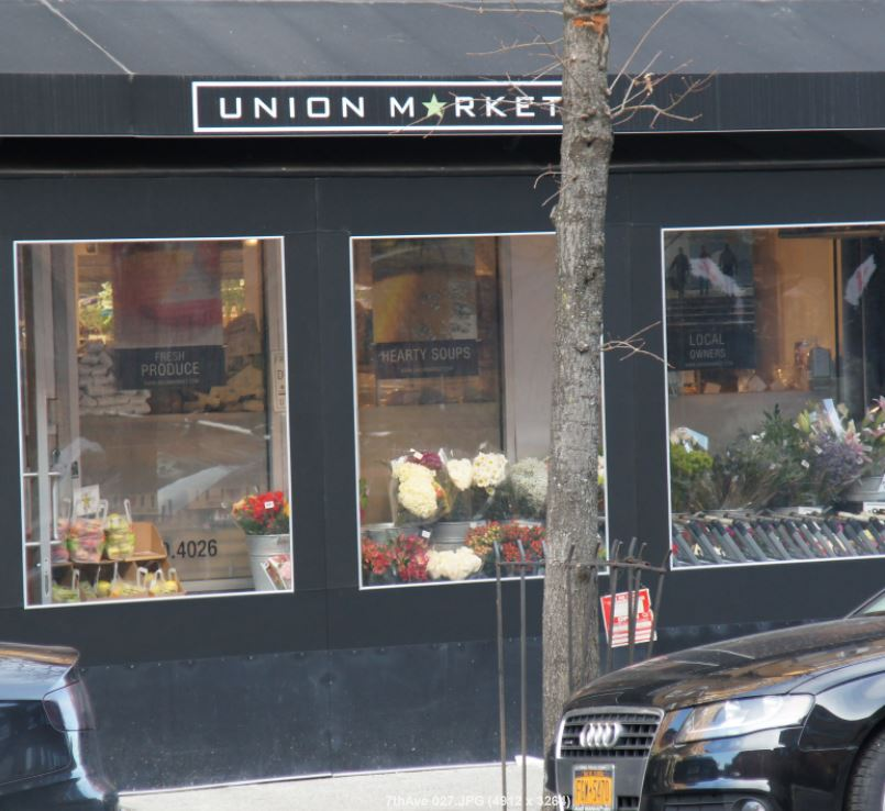 Union Market 7th Ave