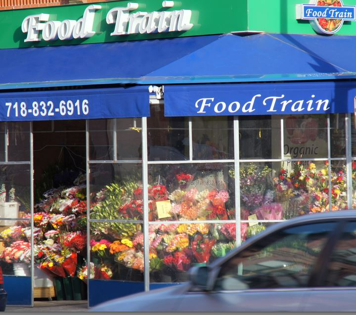 TheFoodTrain Store Front