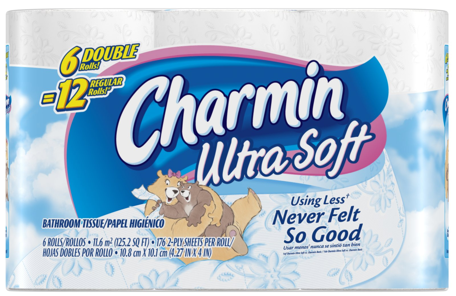 Charmin Sensitive Toilet Paper